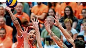 Vrouwen als voorbeeld voor volleyballers bij EK voor eigen fans