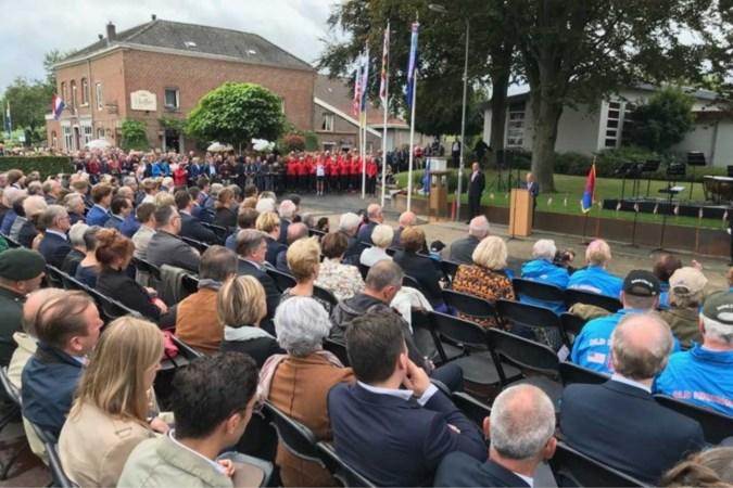 Staatssecretaris Raymond Knops: blijven investeren in vrijheid