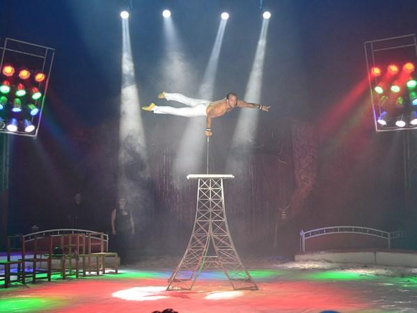 Win 4 tickets Circus Freiwald in Heerlen