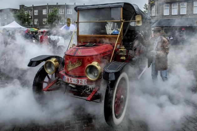 Eifel Tour Rally start in Voerendaal