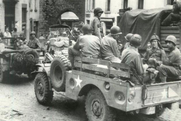 Foto's: De bevrijding van Limburg