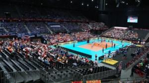 Overtuigend begin van volleyballers op EK