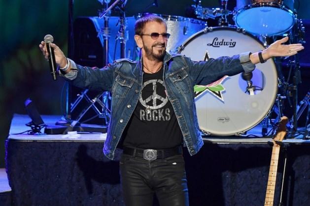 Ex-Beatle Ringo Starr kondigt twintigste studioalbum aan