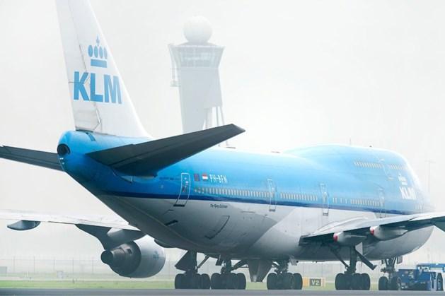 KLM verwijst reizigers voor korte afstanden steeds vaker naar de trein