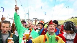 11devande11de: Maastrichtse cafés houden binnenskamers eigen feestje