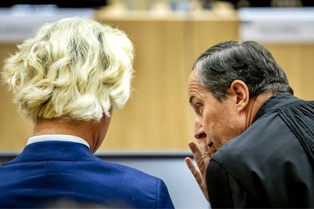Advocaat bepaalt positie in zaak-Wilders