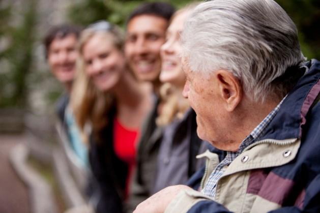 Wandelgroep in Leudal voor mantelzorgers van mensen met dementie