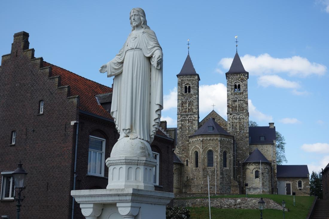 Open Monumentendag in Sint Odiliënberg met 'speed-rondleidin... - De Limburger
