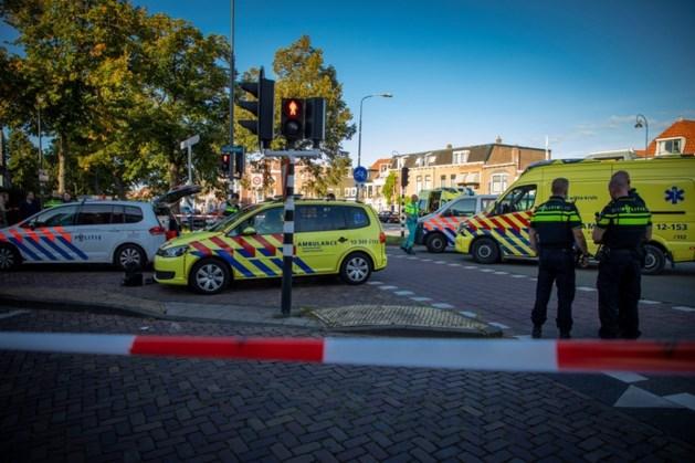 Steekpartij Haarlem: drie gewonden, vijf arrestaties