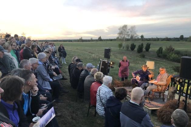 Foto: Stortplaats Noord-Limburg nu plek voor kleinkunstfestival