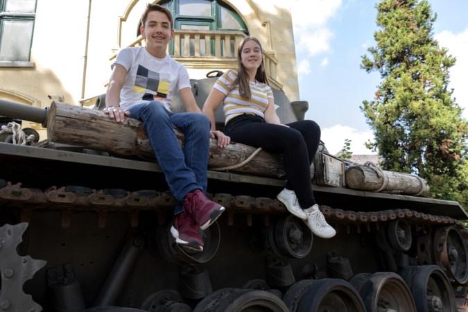 Ook voor leerlingen Graaf Huyn College gaat de oorlog nooit voorbij