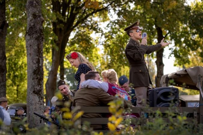 Heldenontvangst voor krasse veteranen