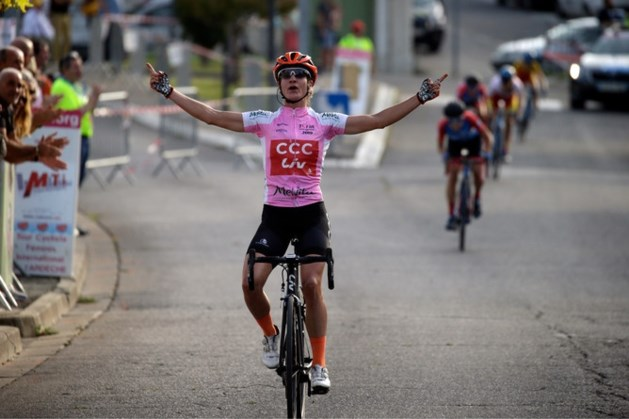 Drie uit drie voor Vos in Ronde van de Ardèche