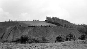 Wandelen van steenberg naar steenberg