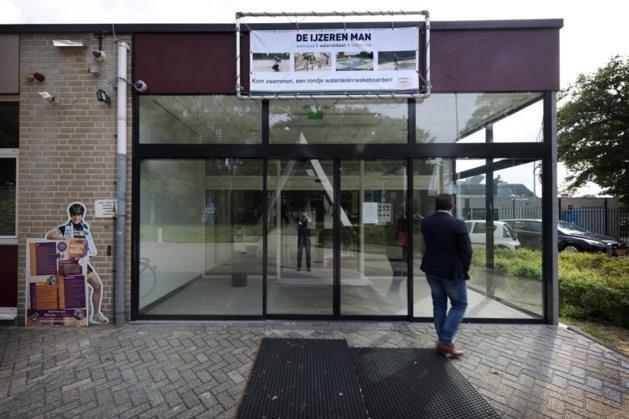 Verlies zwembad IJzeren Man in Weert door sluiting in verband met veiligheid