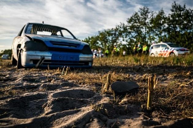 Justitie ziet autocrossdrama in Leende als poging tot moord