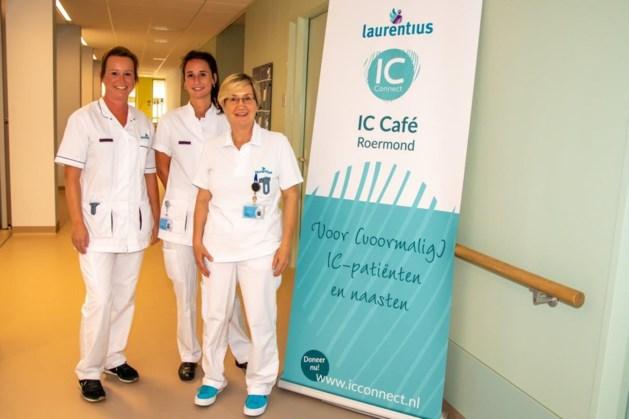 Café voor oud-IC-patiënten Laurentius
