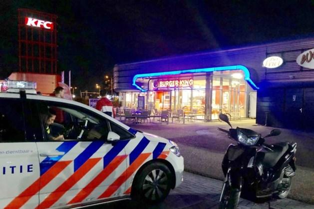 Gewapende overval op Burger King in Roermond