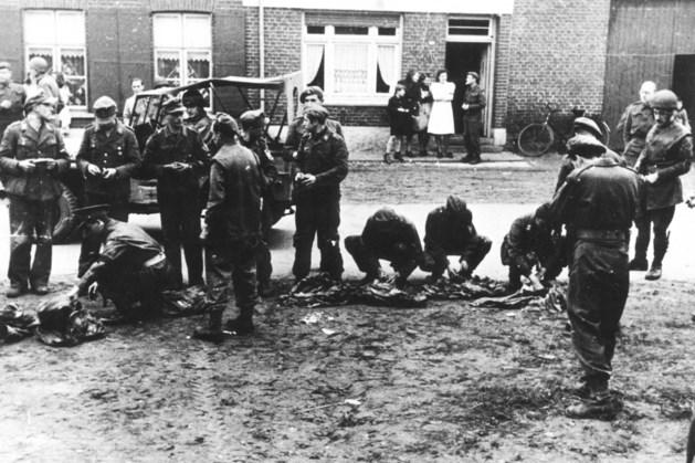 Gezamenlijk bevrijdingsconcert Tweede Wereldoorlog  in Oirsbeek