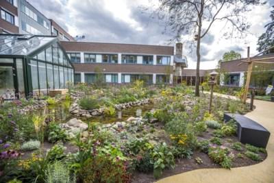 Een groene omgeving als medicijn: VieCuri opent tuin voor kankerpatiënten