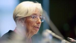 Europees parlement spreekt steun uit voor Christine Lagarde als president van de ECB