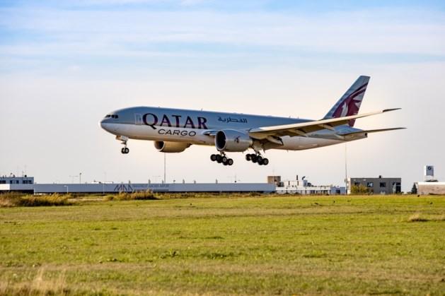 Qatar vliegt vracht van Hongkong naar Maastricht Aachen Airport