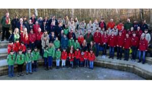 Scouting Pius XII Landgraaf viert 60-jarig bestaan