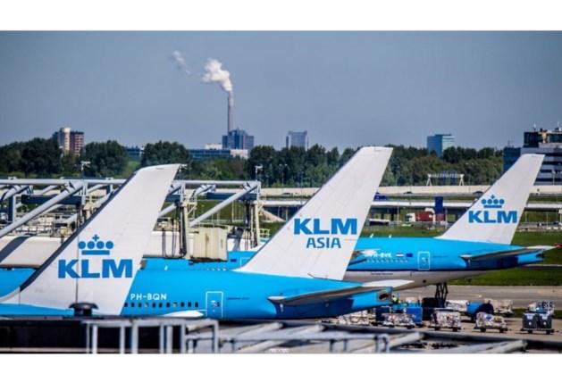 KLM schrapt 12 vluchten vanwege acties grondpersoneel