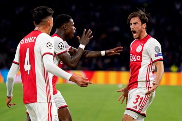 Ajax begint sterk aan Champions League met ruime zege op Lille