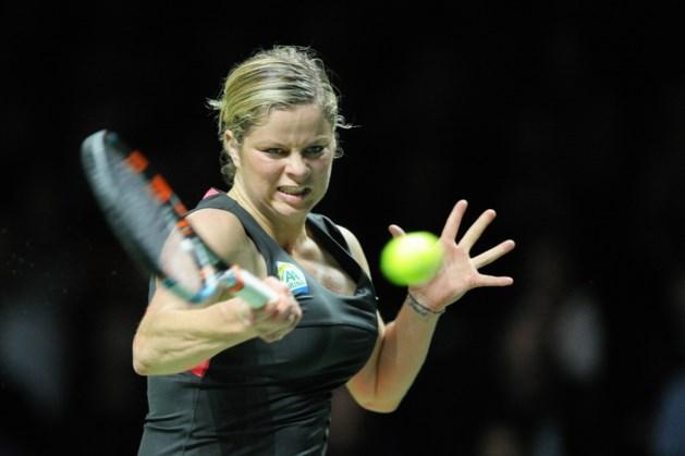 Belgische tennisster Kim Clijsters (36) kondigt comeback aan
