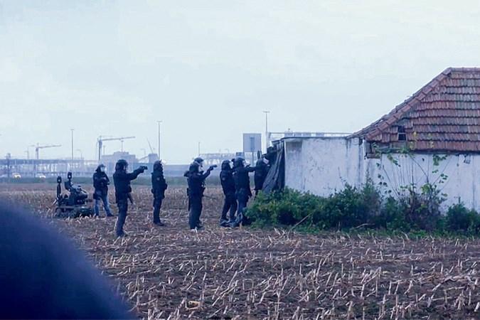 Actie duo Dombo en de Kikker volgens advocaat-generaal terroristische dreiging