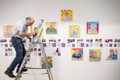 Dementie krijgt vrolijke kleuren in galerie Nederweert
