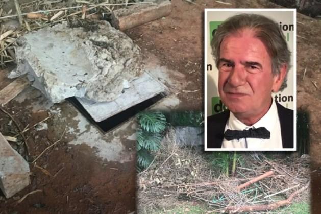 Moordenaars oud-topman Philips sloegen zijn schedel in