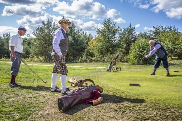 Hickory golf in Afferden: golfen alsof het weer 1919 is