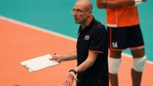 Volleyballers na thriller met nederlaag naar knock-outfase