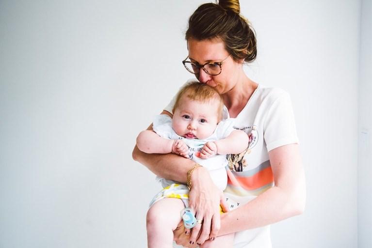 Heel België zet zich in voor baby Pia: na bijna miljoen sms'jes lijkt redding nabij