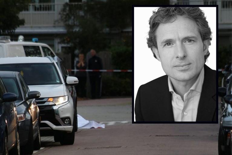 Advocaat van kroongetuige Nabil B. doodgeschoten in Amsterdam