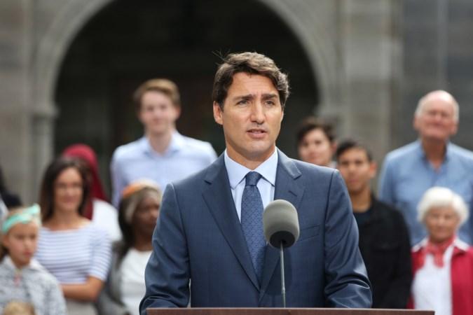 Excuses van Canadese premier Trudeau na opduiken oude blackface-foto
