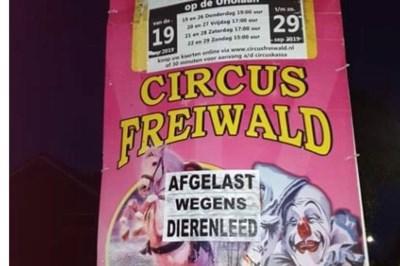 Circus Freiwald opnieuw slachtoffer van vandalisme, shows in Heerlen gaan door