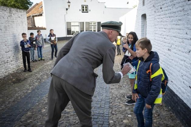 Basisscholen Benelux op historische belevingstocht Thorn