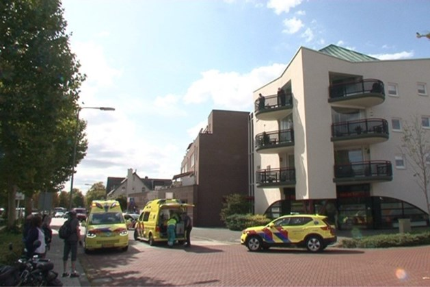 Man raakt ernstig gewond na val van trap in appartementencomplex