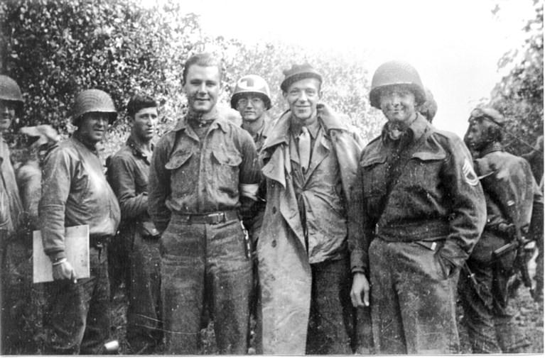 Week 2 van de Limburgse bevrijding: Sittard wordt frontstad en Fred Astaire treedt op voor de troepen