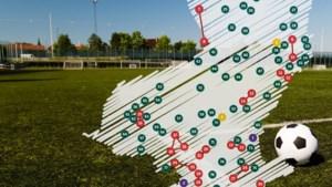 Logische ontwikkeling amateurvoetballandschap in grijs gebied
