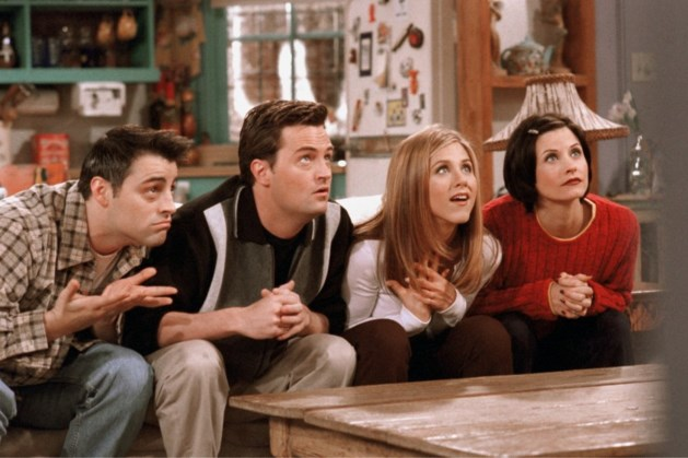 Hitserie Friends te zien in Vue-bioscopen
