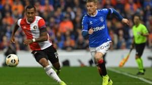 Feyenoord verliest na belabberde eerste helft