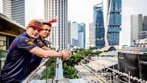 Ook de teamgenoot is een vijand in de Formule 1