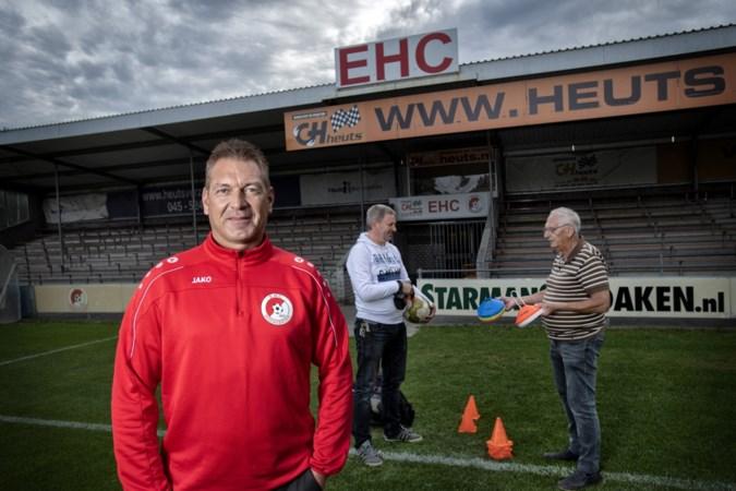 Sluiproute naar de top voor EHC-trainer René Smeets