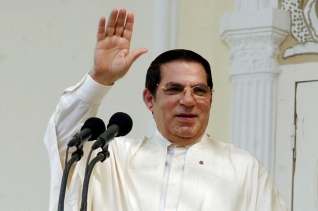 Oud-leider Ben Ali van Tunesië overleden