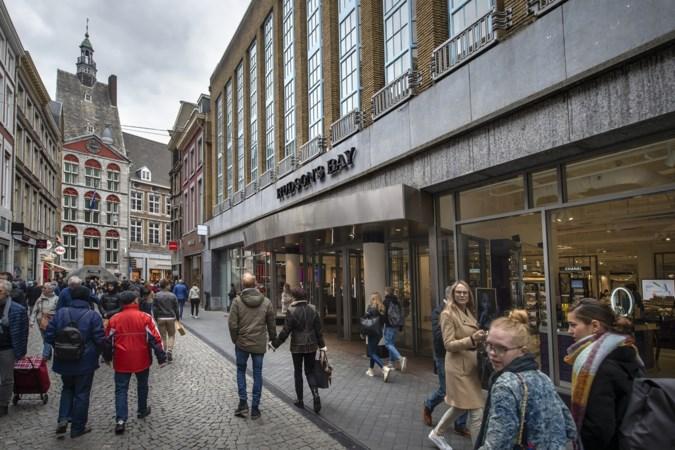'Maak wonen mogelijk boven winkel(s) op plek Hudson's Bay in Maastricht'