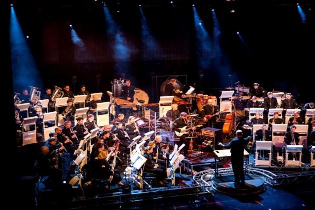 Orkest Koninklijke Luchtmachtkapel op Vrijheidsconcert